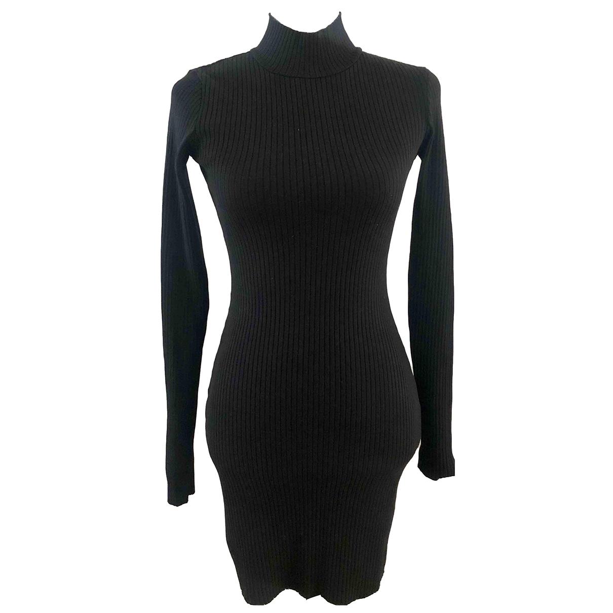 Cotton Citizen - Robe   pour femme en coton - noir