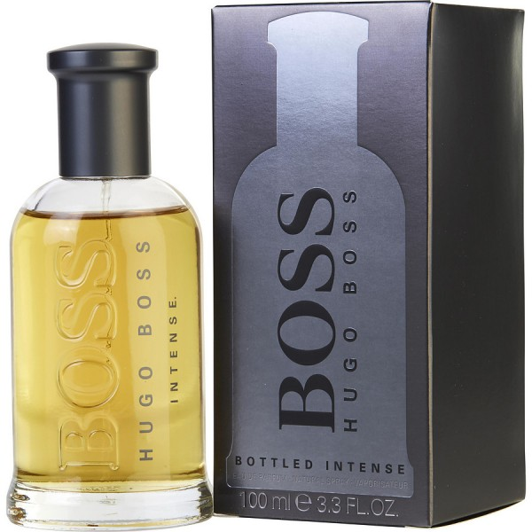 Hugo Boss - Boss Bottled Intense : Eau de Parfum Spray 3.4 Oz / 100 ml