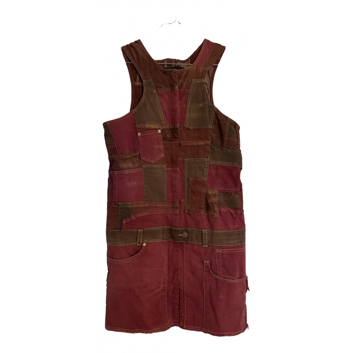 Isabel Marant N Pink Cotton dress for Women 36 FR