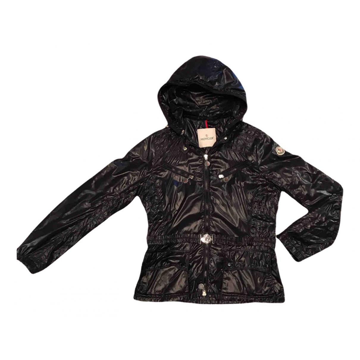 Moncler N Navy coat for Women 38 FR