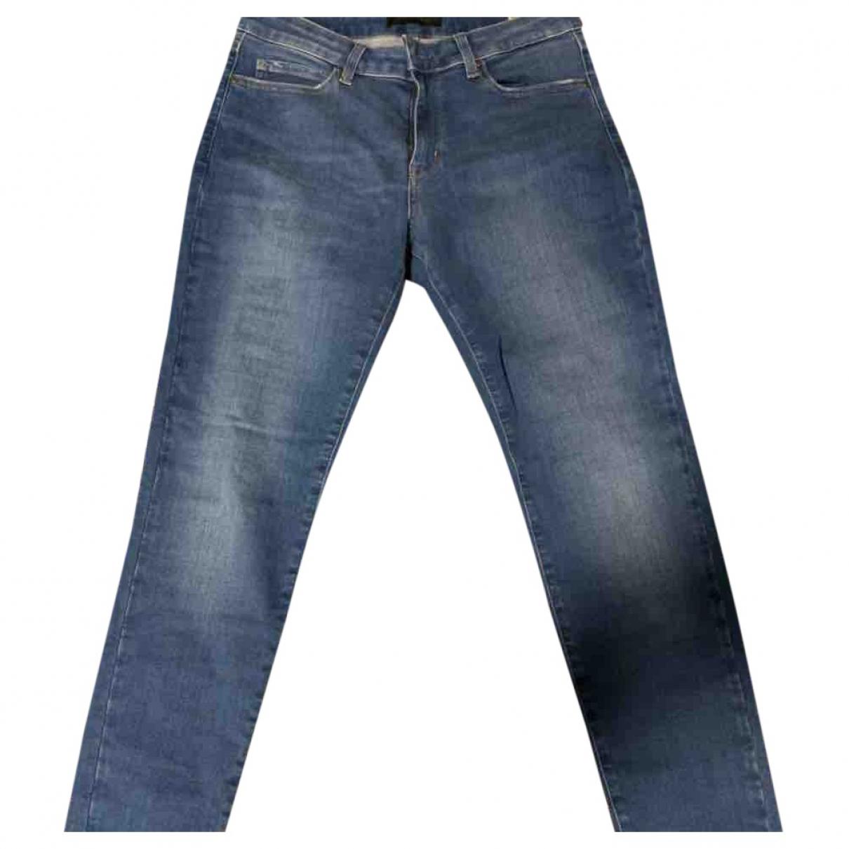 Uniqlo \N Blue Denim - Jeans Jeans for Women 28 US
