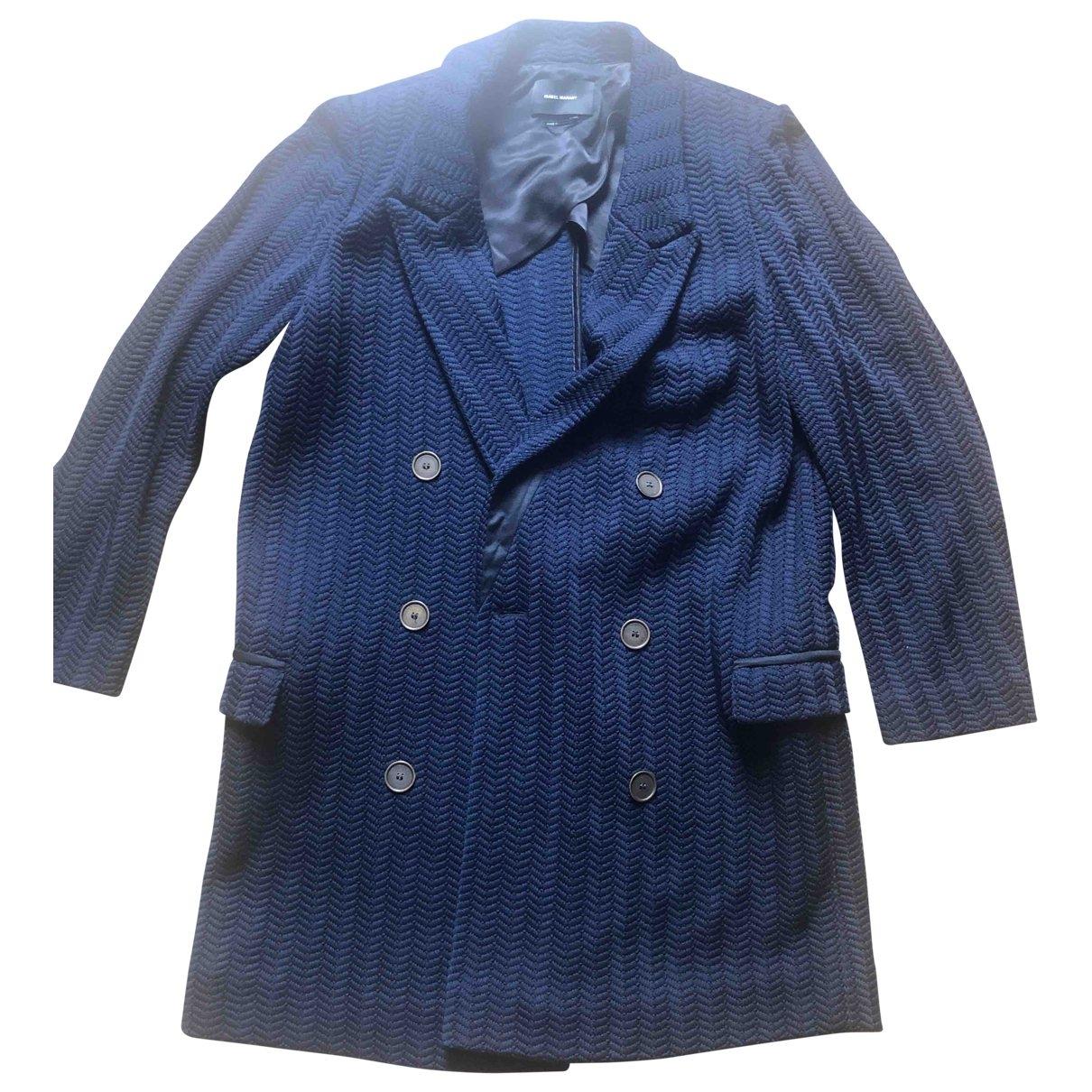 Isabel Marant \N Blue jacket for Women 36 FR