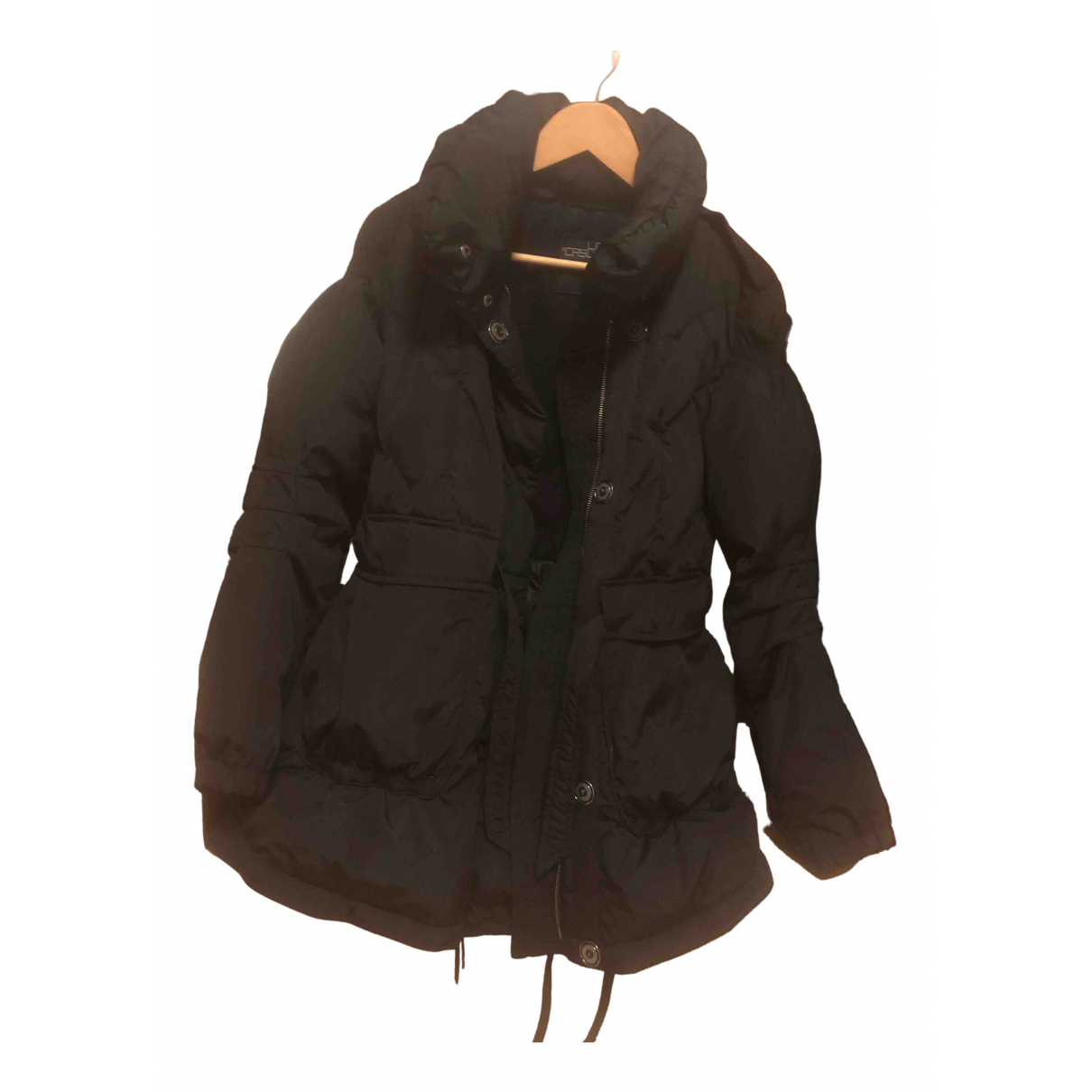 Non Signé / Unsigned N Black jacket for Women L International