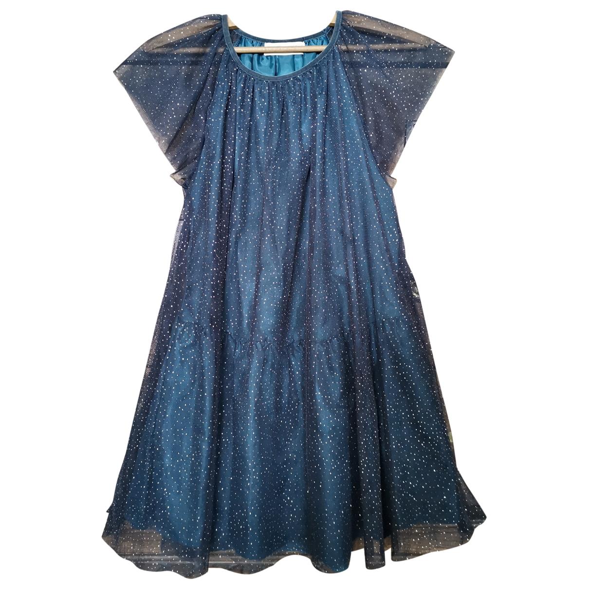 Zara - Robe    pour enfant - noir