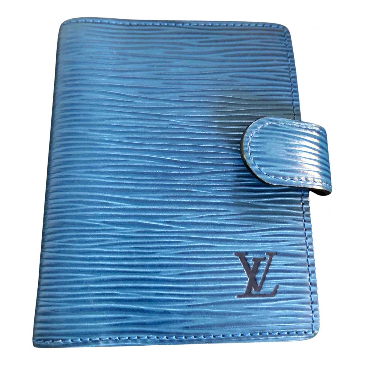 Louis Vuitton - Objets & Deco   pour lifestyle en toile - marine