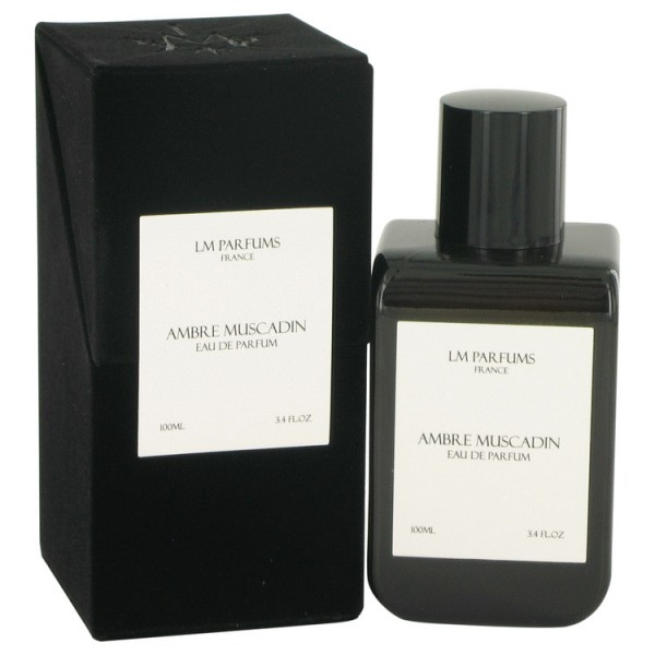 Laurent Mazzone - Ambre Muscadin : Eau de Parfum Spray 3.4 Oz / 100 ml