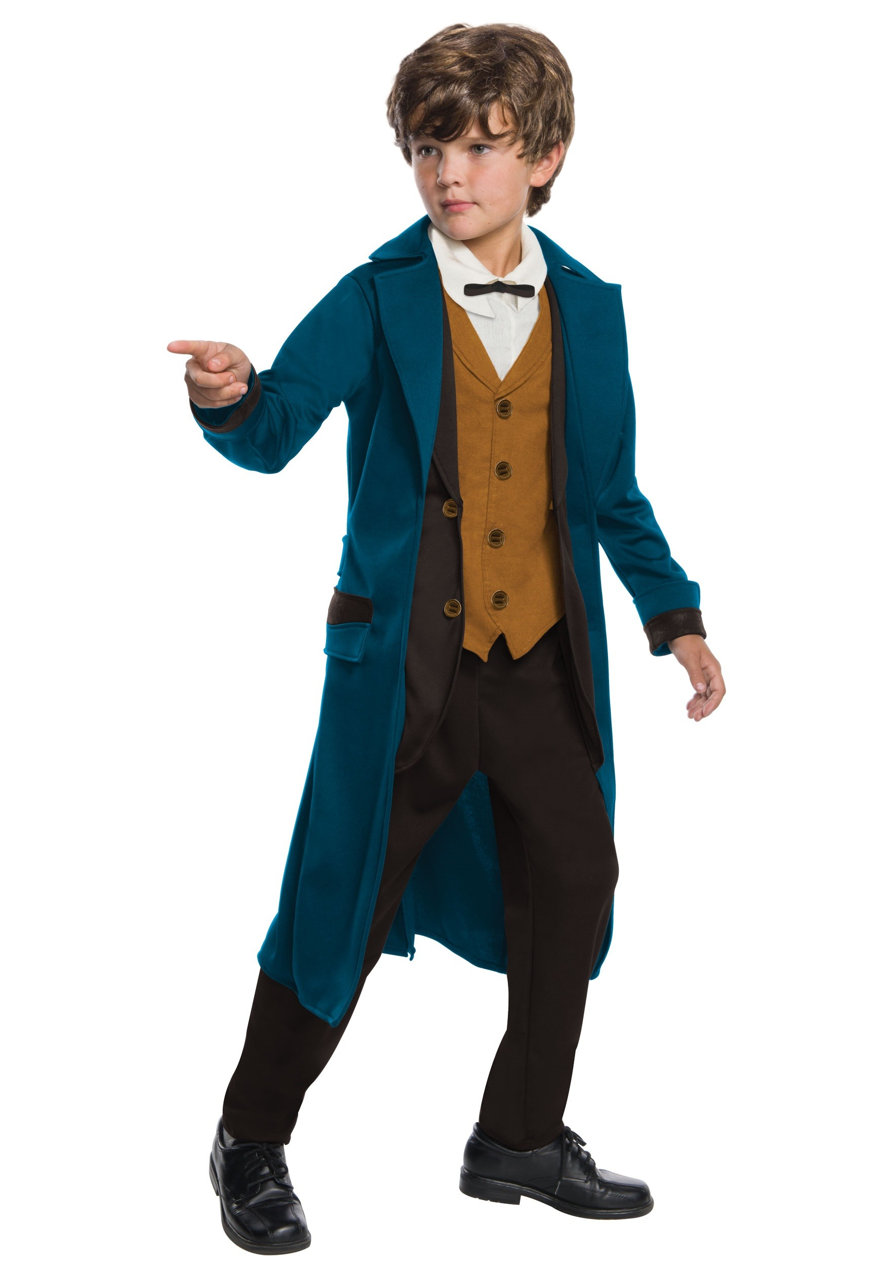 Fantastic Beasts Newt Scamander Deluxe Costume for Boys
