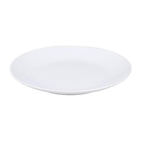 Bia Cordon Bleu Coupe 4-pc. Salad Plate, One Size , White