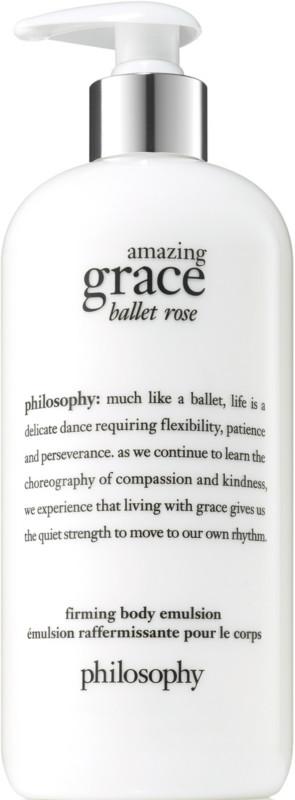 Amazing Grace Ballet Rose Firming Body Emulsion