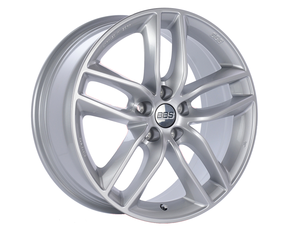 BBS SX Wheel 20x9 5x112 30mm Sport Silver