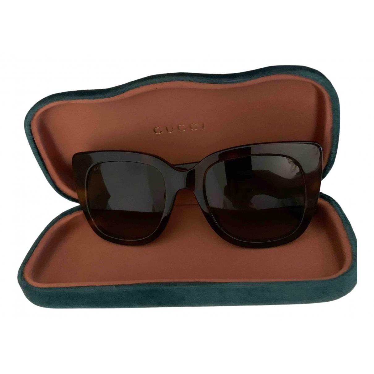 Gucci N Brown Sunglasses for Women N