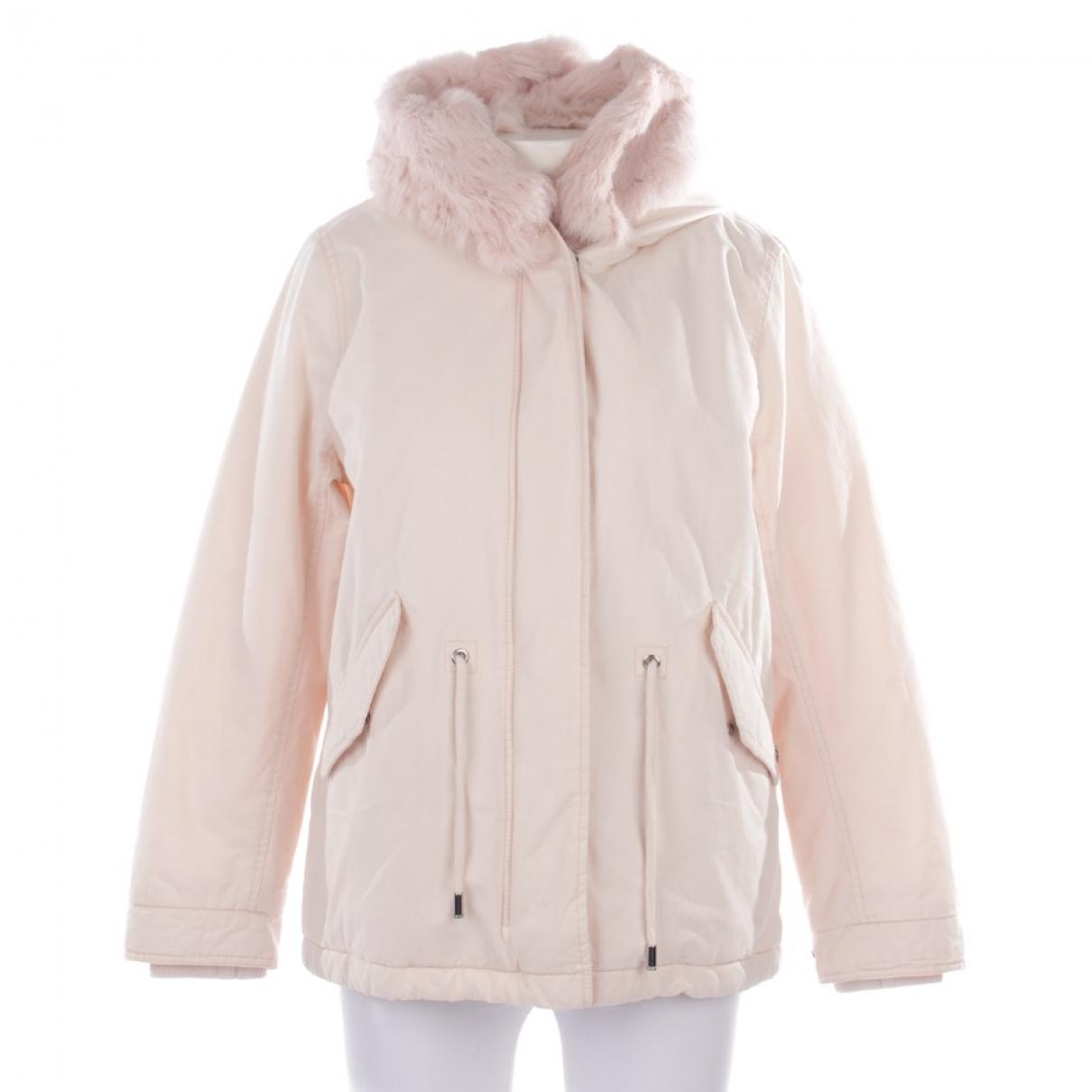 Iq+ Berlin - Veste   pour femme en coton - rose