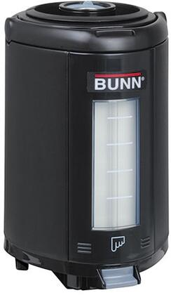 458820001 84.5 oz. 2.5L Thermal Server No Base With Glass Airpot Liner  in