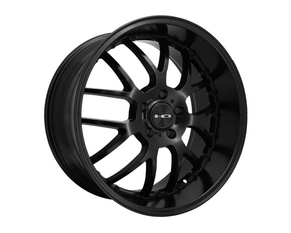 HD MSR Wheel 18x9 5x120 40mm All Satin Black