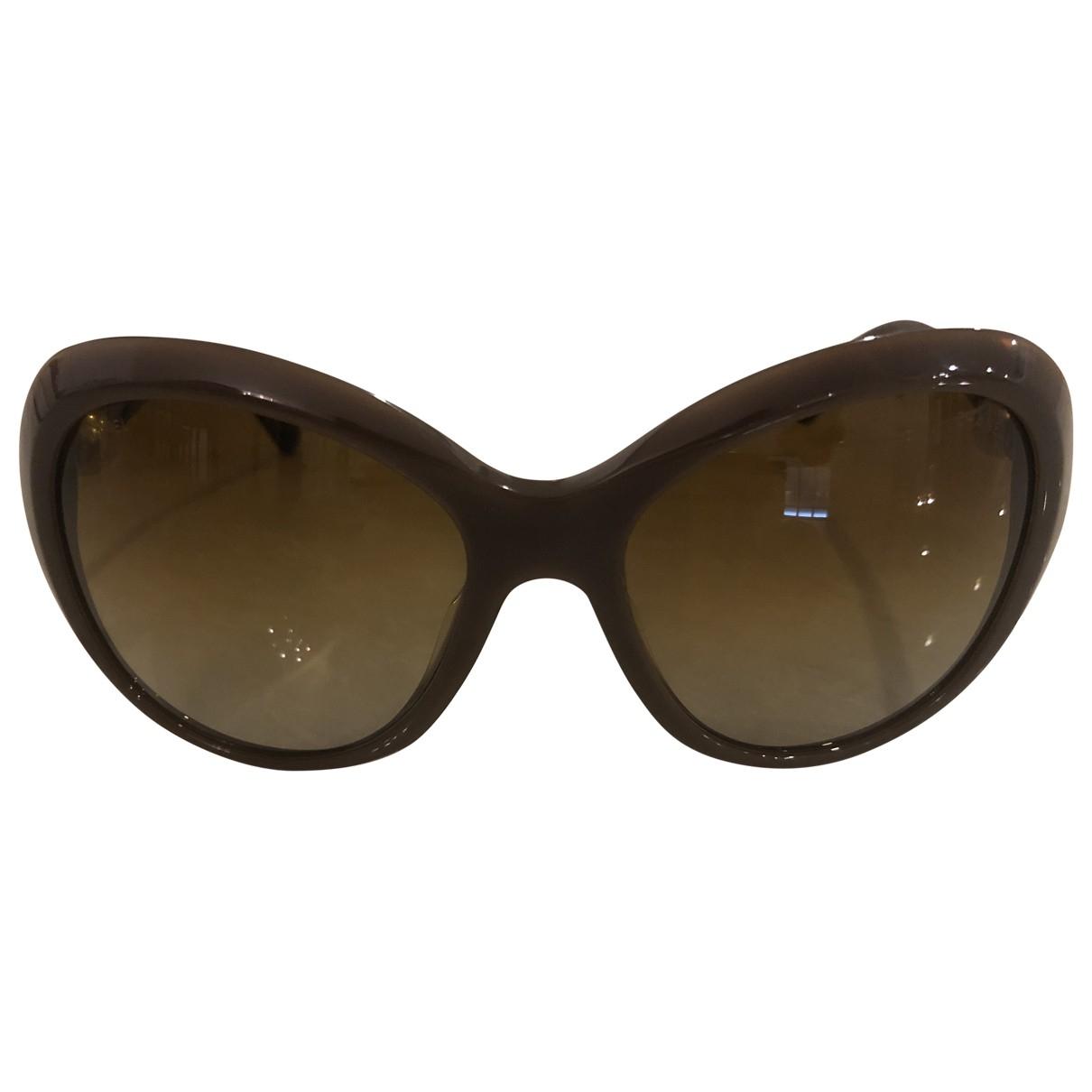 Chanel - Lunettes   pour femme - marron