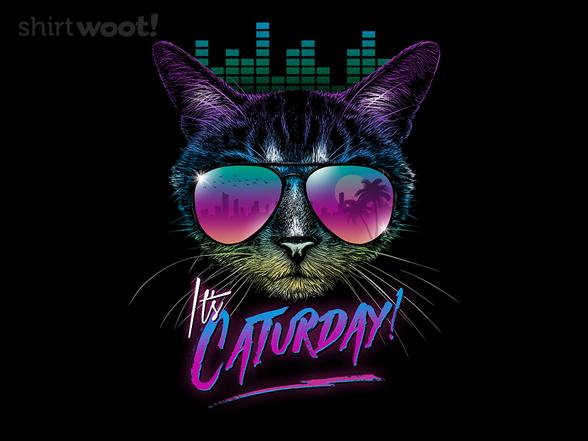 It's Caturday! T Shirt