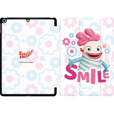 Apple iPad 9.7 (2017) Tablet Smart Case - Sorgenfresser Smile von Sorgenfresser