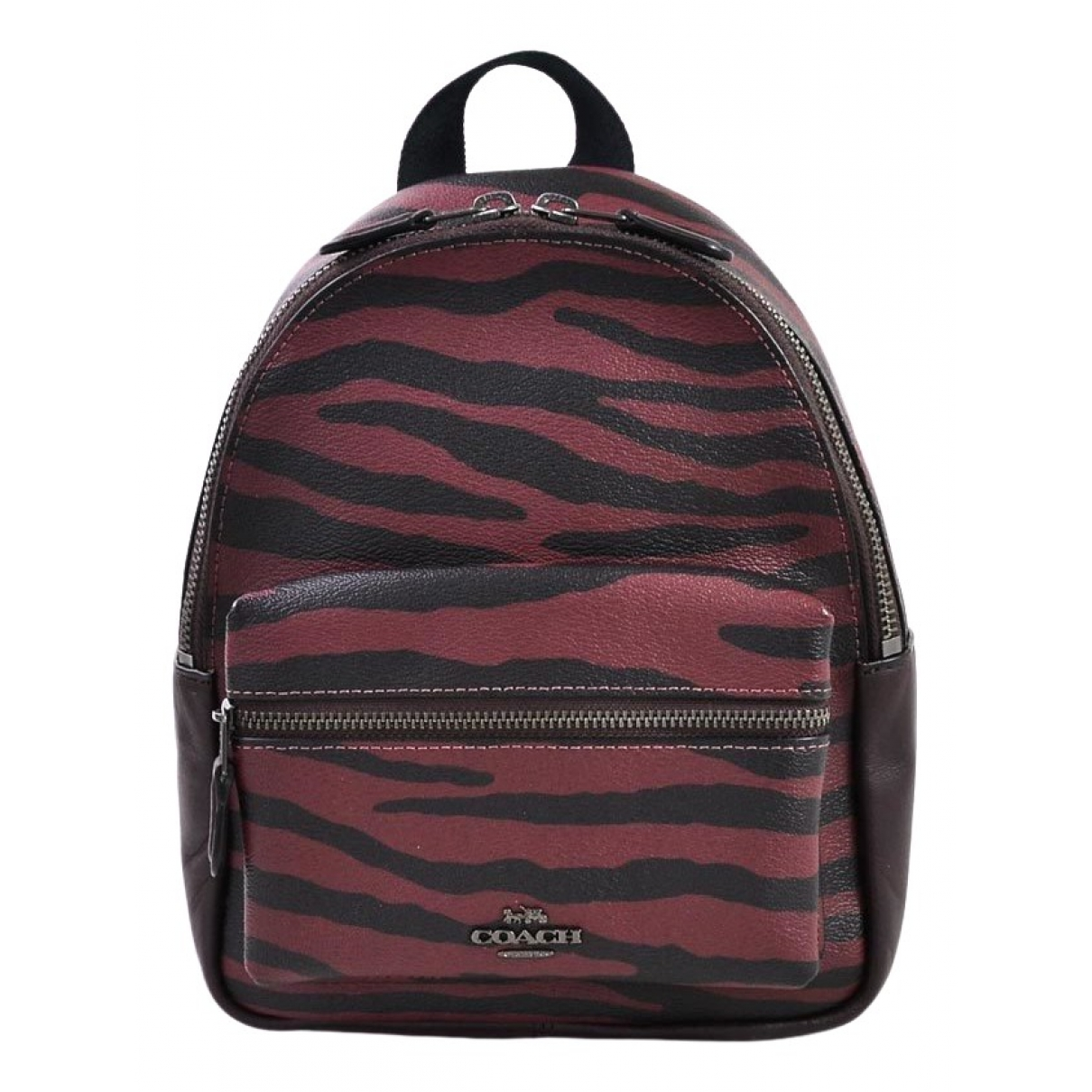 Coach \N Black Cloth backpack for Women \N