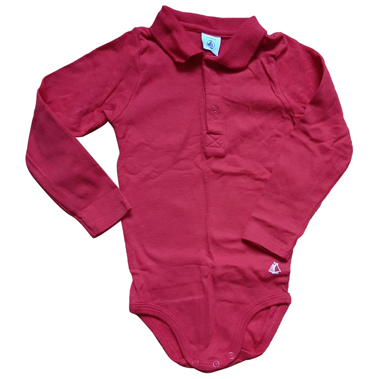 Petit Bateau \N Red Cotton  top for Kids 18 months - up to 81cm FR