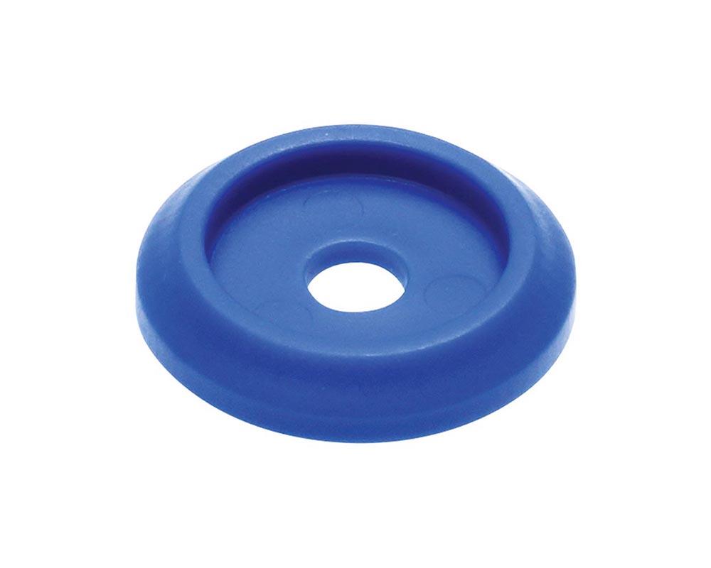 Allstar Performance ALL18848-50 Body Bolt Washer Plastic Blue 50pk ALL18848-50