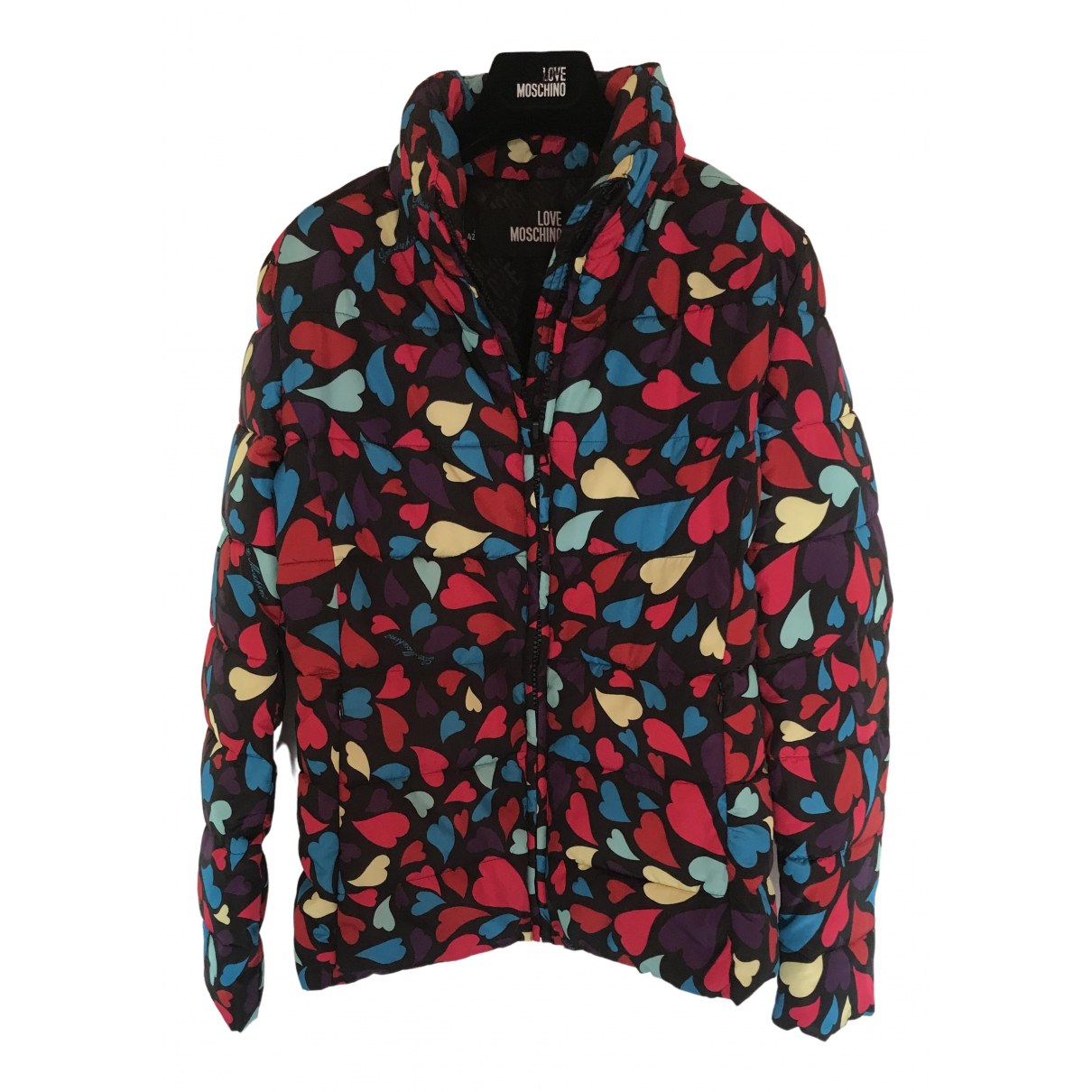 Moschino Love \N Jacke in Polyester