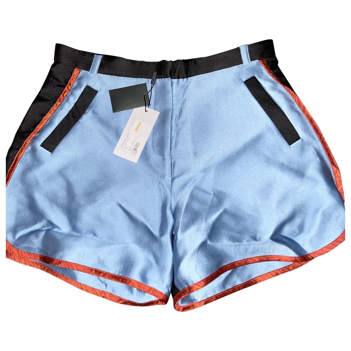 Ostwald Helgason \N Shorts in  Schwarz Polyester
