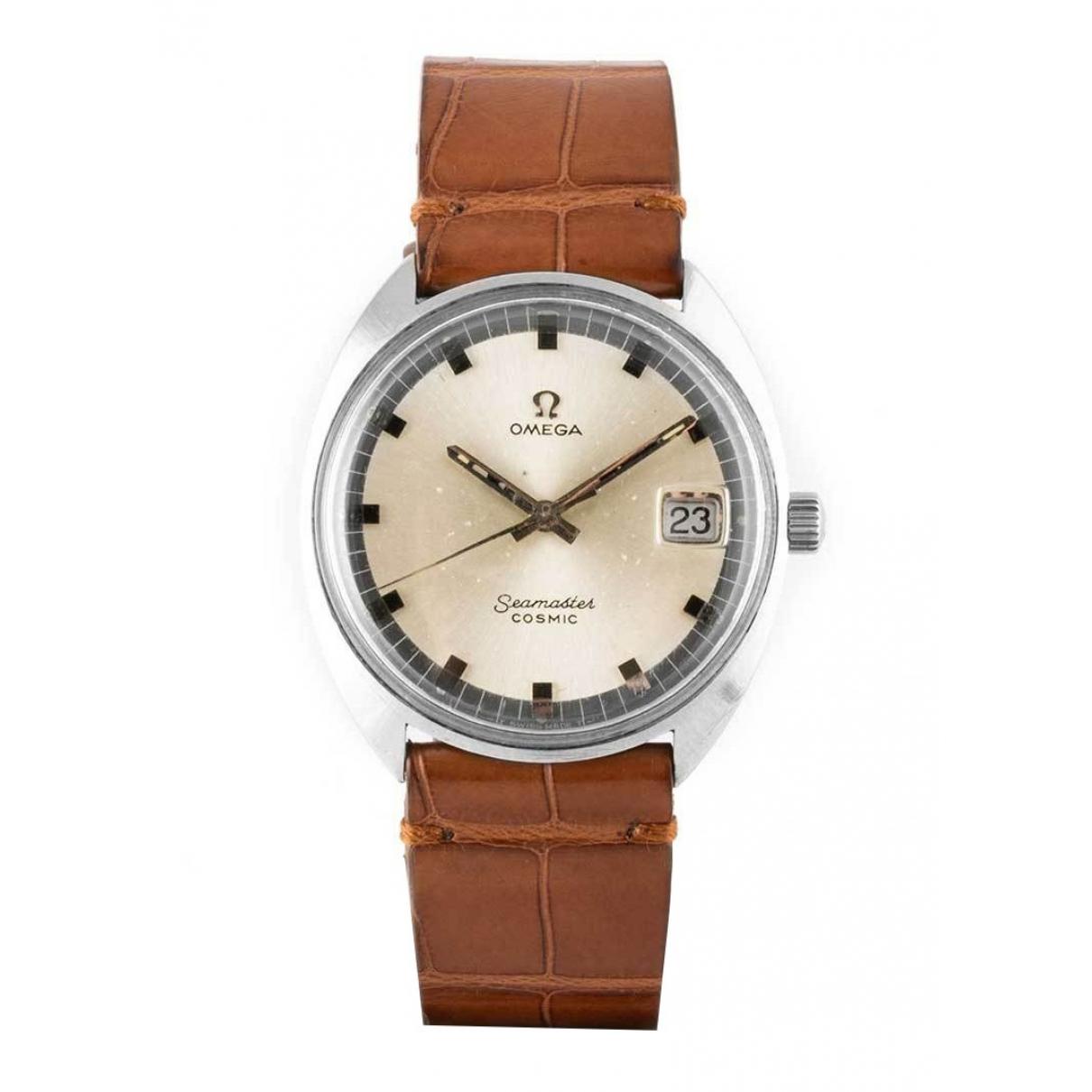 Omega Seamaster Khaki Steel watch for Men \N