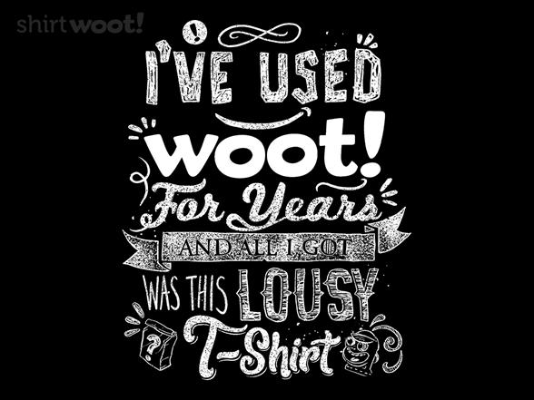 Lousy T-shirt T Shirt