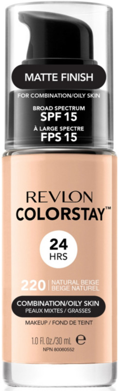ColorStay Makeup For Combo/Oily Skin - 220 Natural Beige