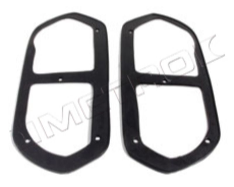 Metro Moulded MP 739-D Door Handle Scratch Guard Pad Ford Truck 1961-1966