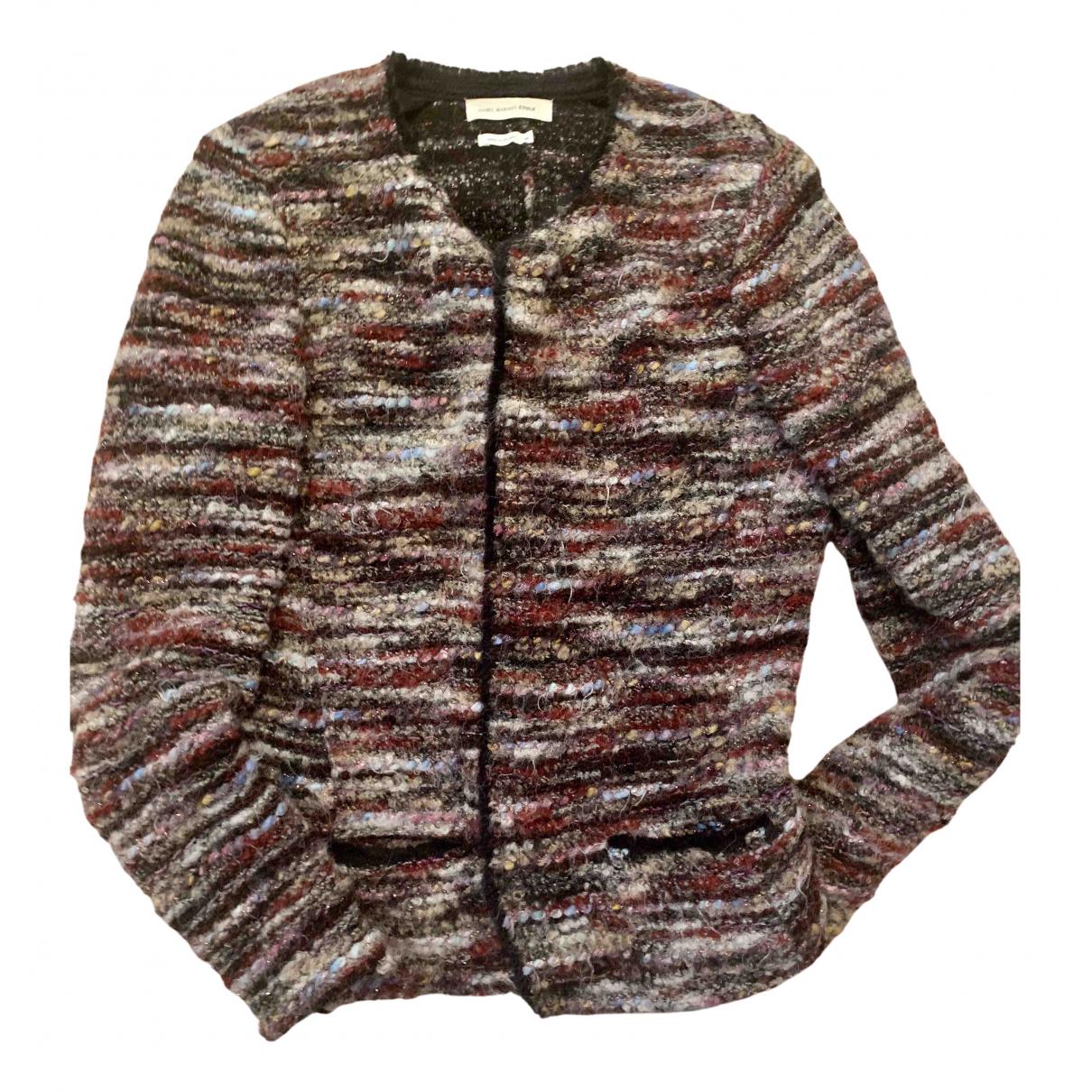 Isabel Marant Etoile \N Multicolour Wool jacket for Women 44 FR