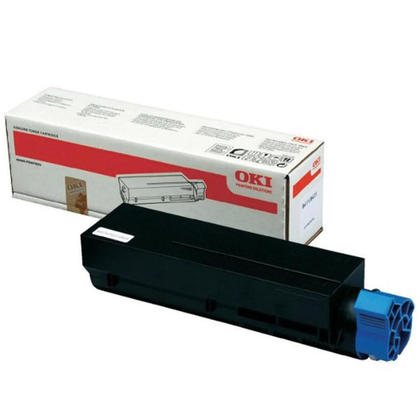 Okidata 45807110 Original Black Toner Cartridge Extra High Yield