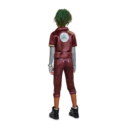 Z-O-M-B-I-E-S Eliza Zombie Deluxe Child Costume, Large , Multiple Colors