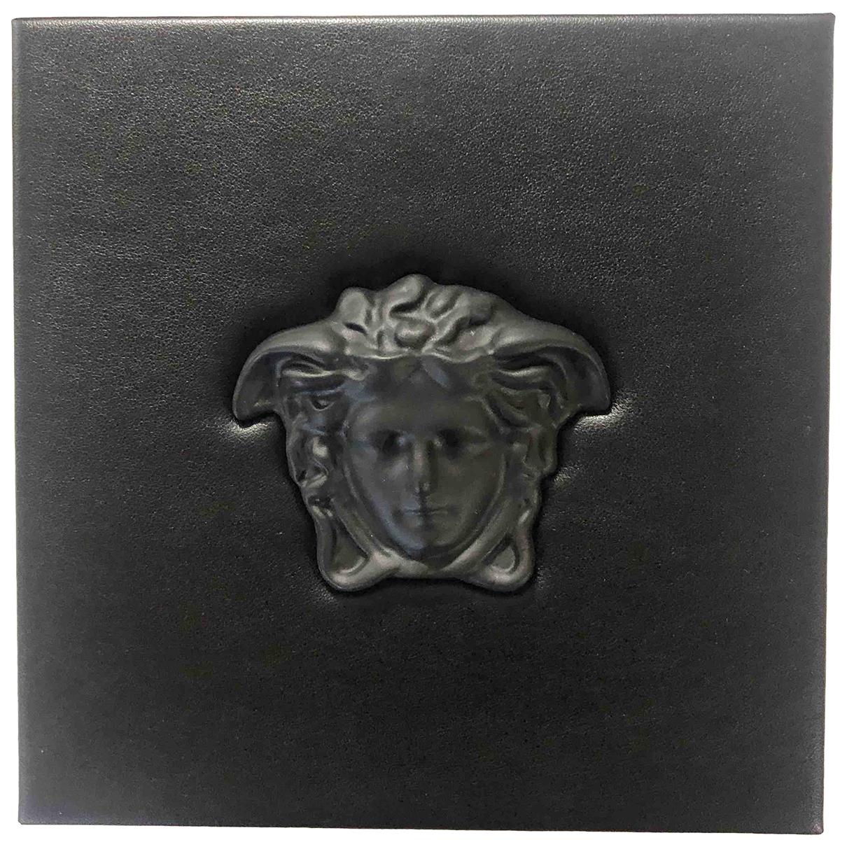 Material de oficina de Cuero Versace