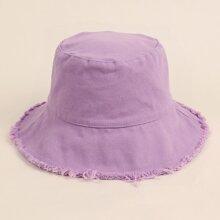 1 pieza sombrero cuno unicolor
