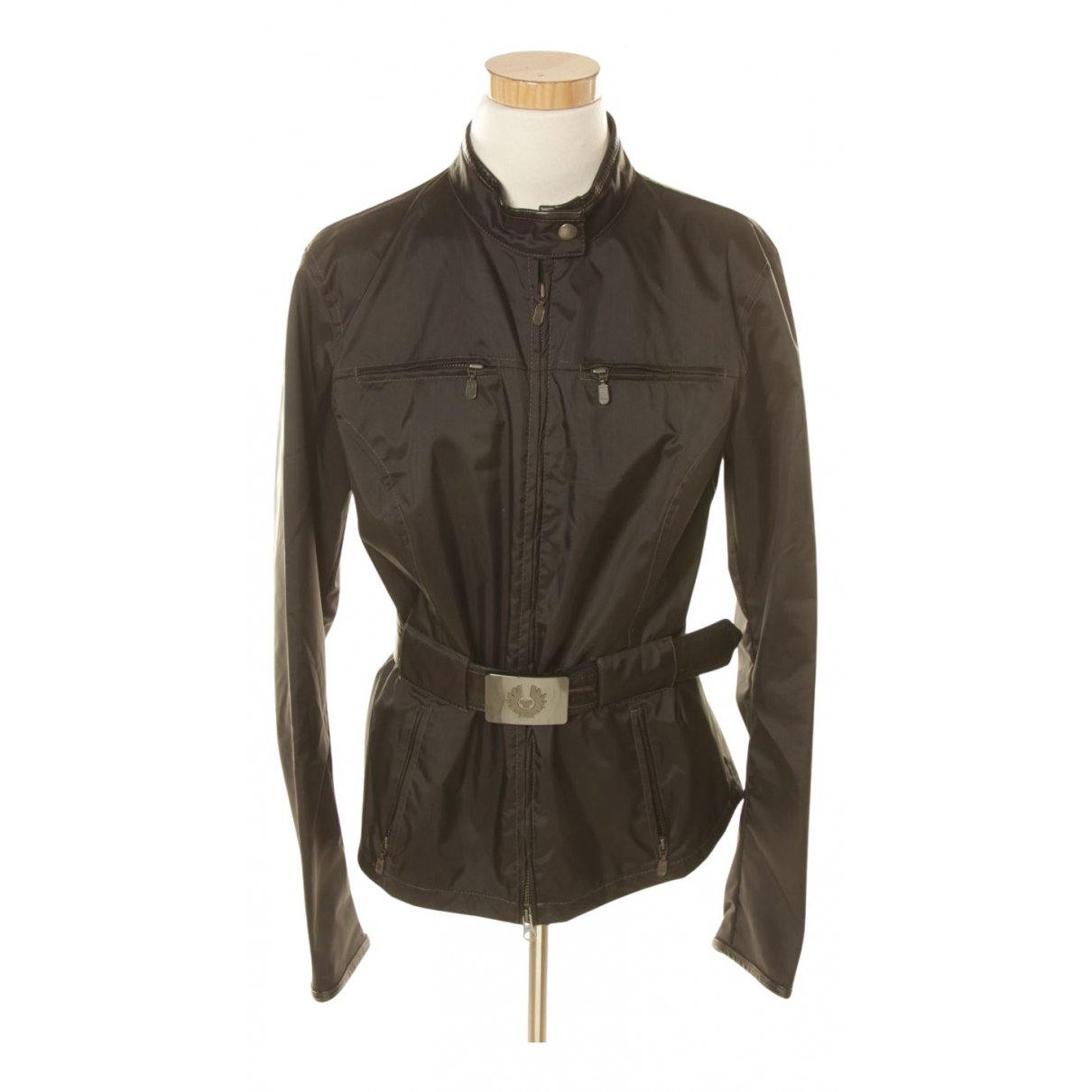 Belstaff N Black jacket for Women 48 FR