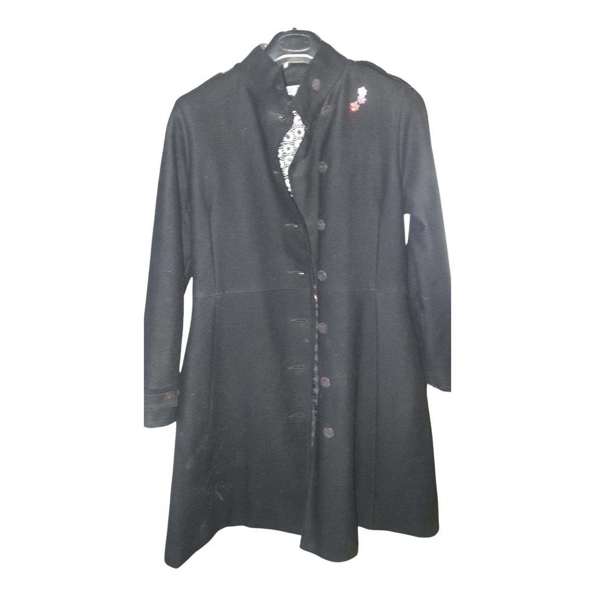 Kenzo N Black Wool jacket & coat for Kids 12 years - XS FR