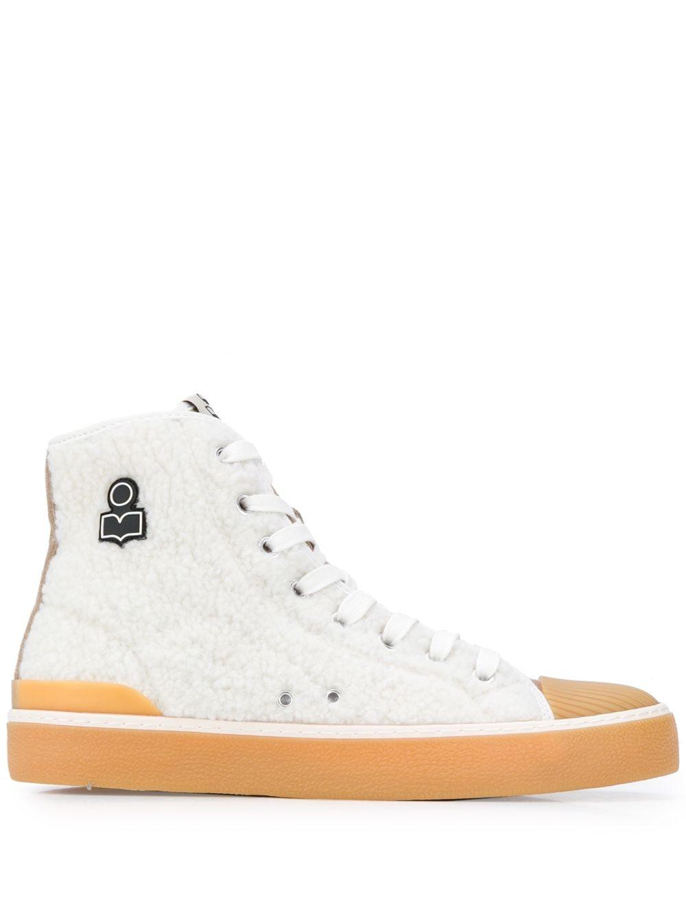 Benkeen Leather Sneakers