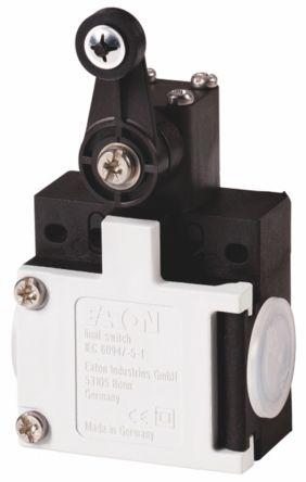 Eaton , Quick Break Limit Switch - Plastic, NO/NC, Roller Lever, 415V, IP65