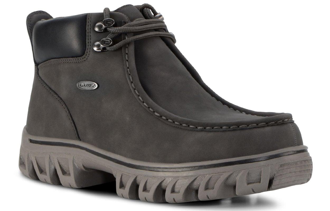 Men's Rubicon Chukka Boot (Choose Your Color: DK GREY/BLACK/GREY, Choose Your Size: 10.0)