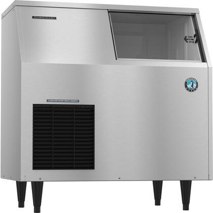 F-300BAJ 36 Self-Contained Flake Ice Machine with 110 lbs. Built-In Storage  353 lbs. Daily Ice Production  Advanced CleanCycle 24 Design  and