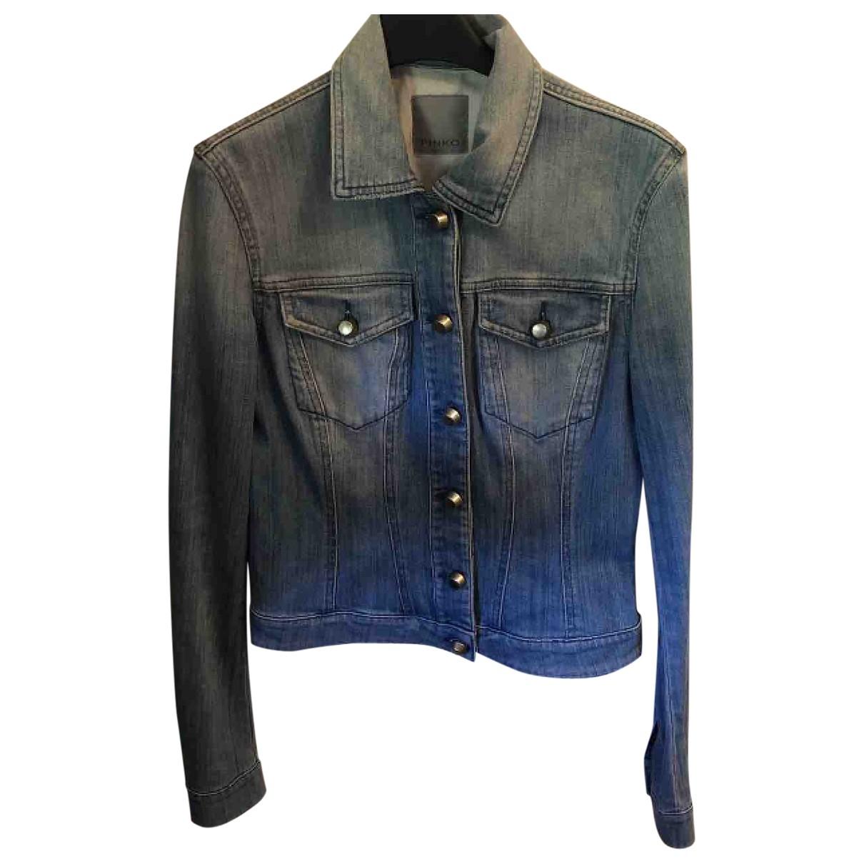 Pinko \N Denim - Jeans jacket for Women 44 IT