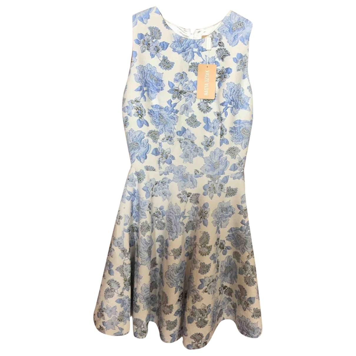Mini vestido Nadya Dzyak