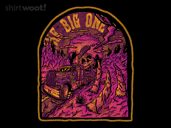 Big Rig Boneyard T Shirt