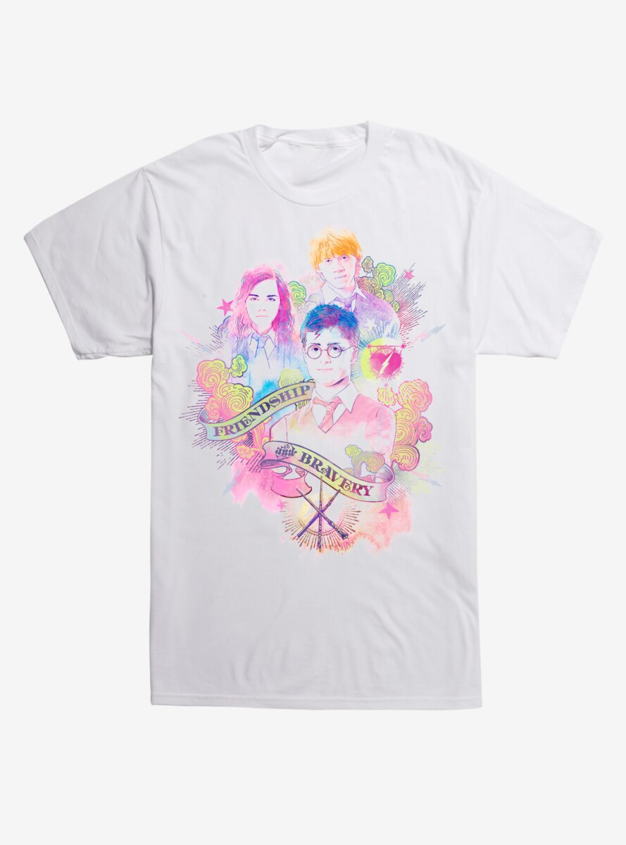 Harry Potter Friendship Group T-Shirt
