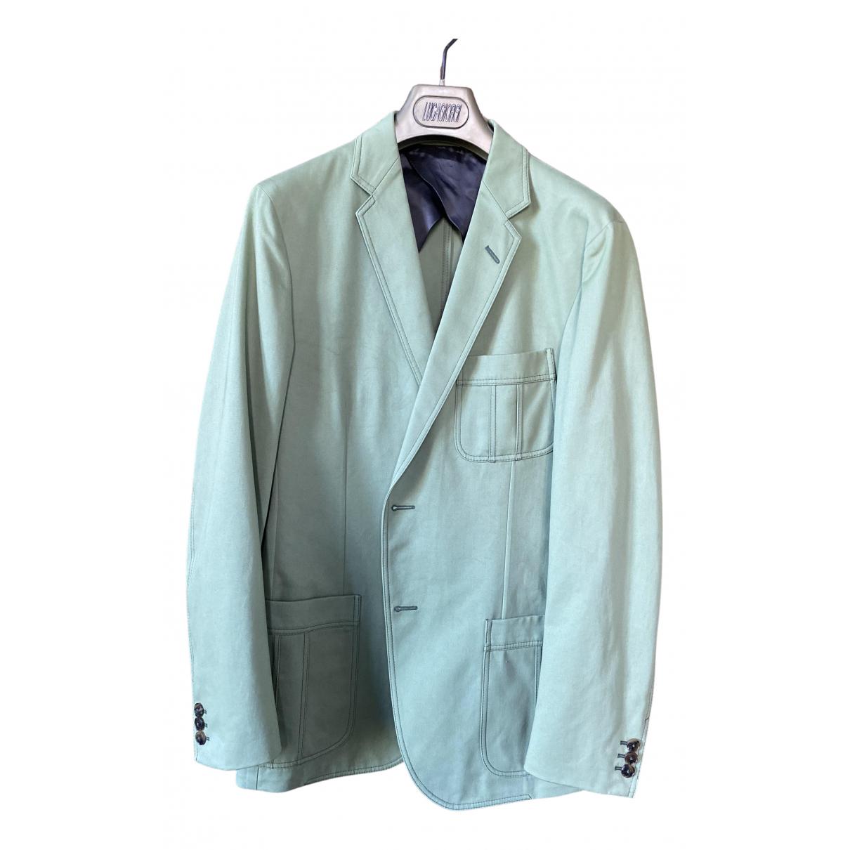 Gucci - Vestes.Blousons   pour homme en coton - vert