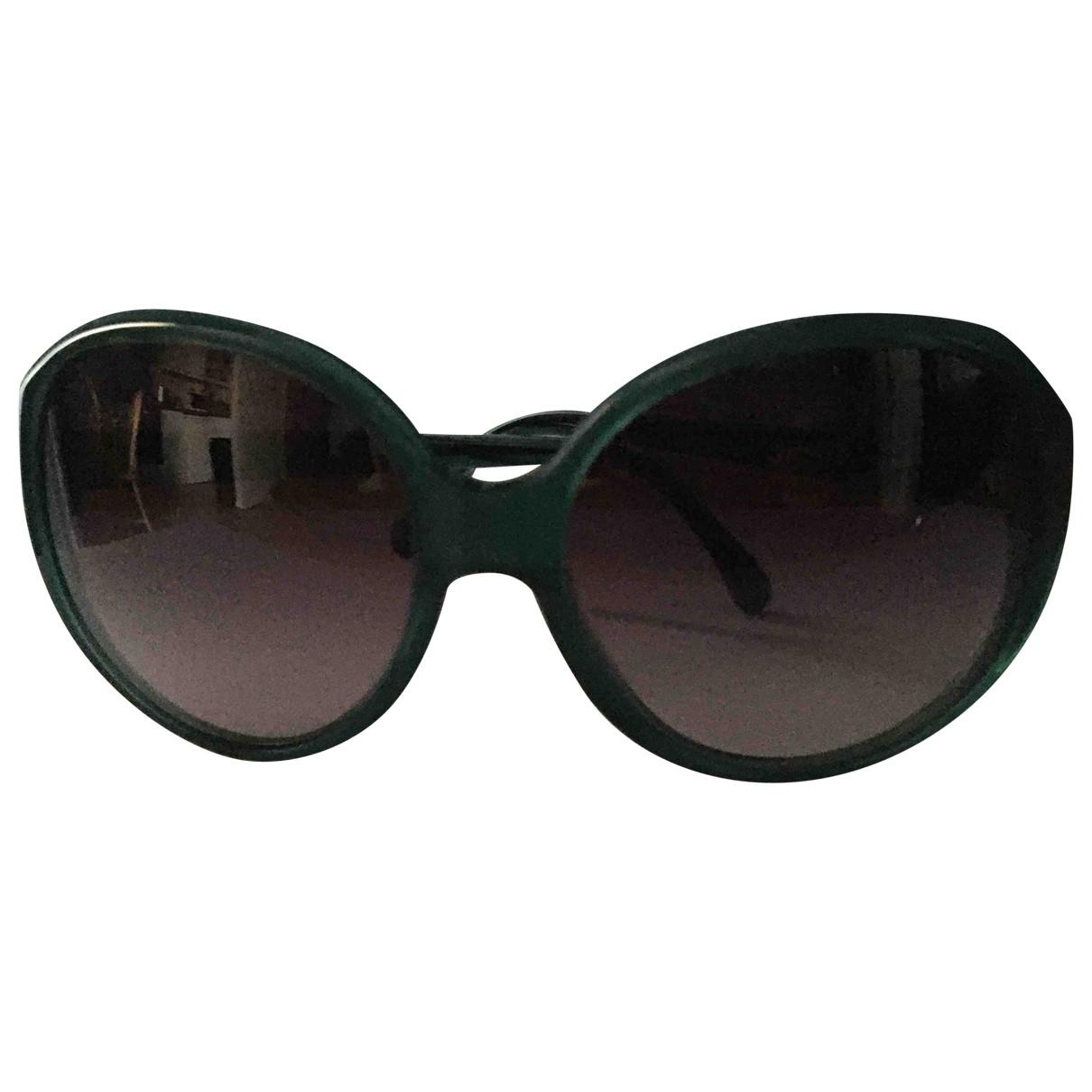 Chanel - Lunettes   pour femme - vert