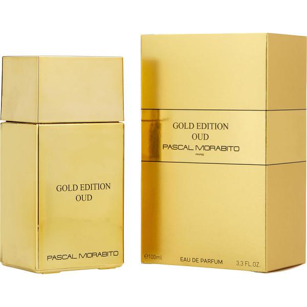 Gold Edition Oud - Pascal Morabito Eau de parfum 100 ml