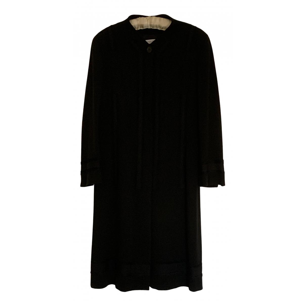 Carolina Herrera - Manteau   pour femme - noir