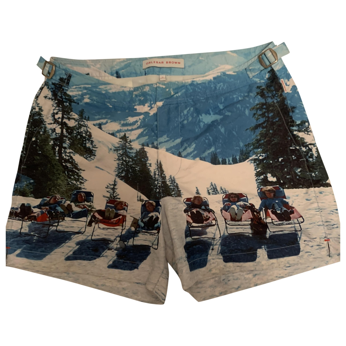 Orlebar Brown \N Badeanzug in Polyester